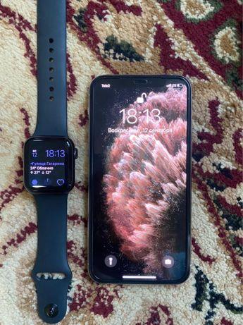 iPhone 11Pro и Watch Se 40mm