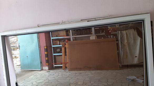 Огледална витрина / прозорец / дограма за къща/апартамент