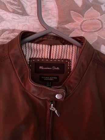 Куртка Massimo Duty кожа