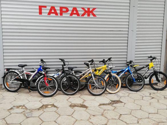 Продавам качествени детски велосипеди
