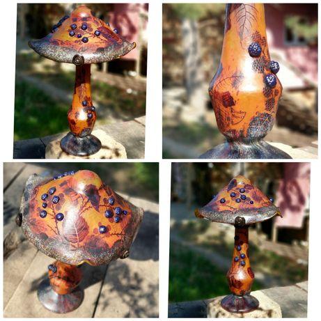 Lampa Galle daum  sticla