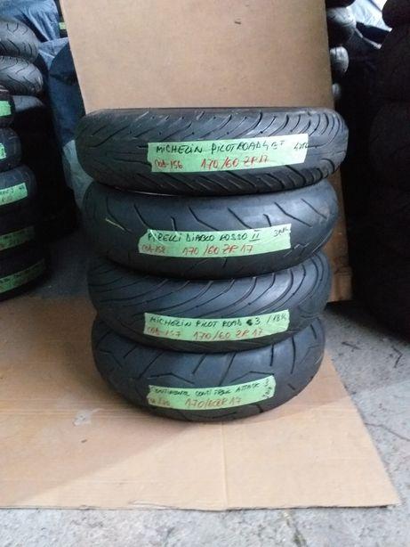 Anvelope Cauciucuri 170/60 zr17 Michelin pilot road 4 3 gt pirelli dia