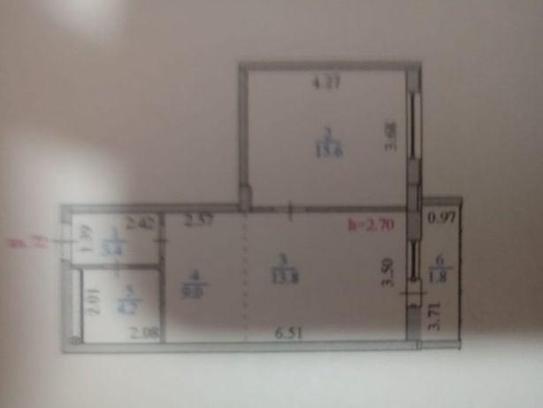 Продам 2х комнатную квартиру ЖК Жайна