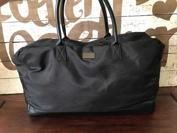 Сак Hugo Boss Parfums Black Duffle Bag Weekender