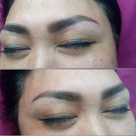 Перманентный макияж ,а так же удаление ремувером