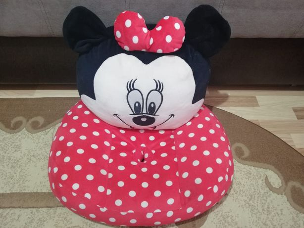 Fotoliu copii Minnie Mouse