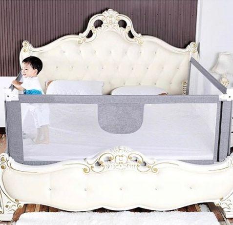 Защитные барьеры (бортики) на кровать
