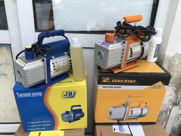 Pompa vid vacuum freon instalatii frig climatizare aer conditionat nou