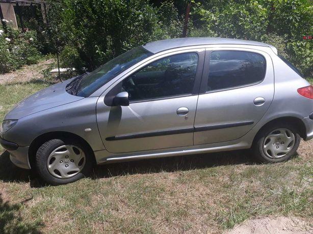 Peugeot 206,benzină
