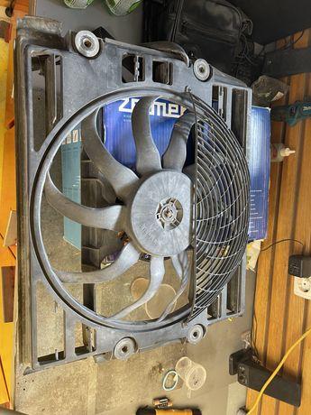 Перка климатик БМВ 7 E38