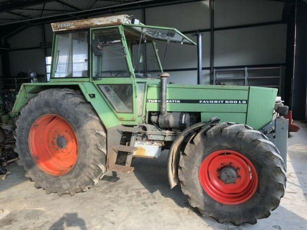 Dezmembrez tractor Fendt 6oo 611 612 ,614,615