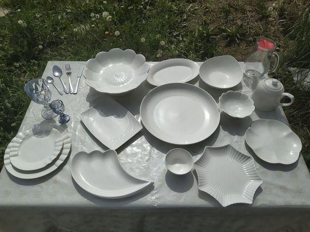 Аренда посуды ( новая)