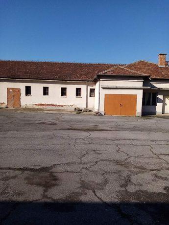Складова база в Индустриална Зона - гр. Нова Загора