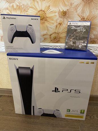 НОВЫЕ Ps 5 в Наличии ! С Годовой Гарантией ! Playstation 5
