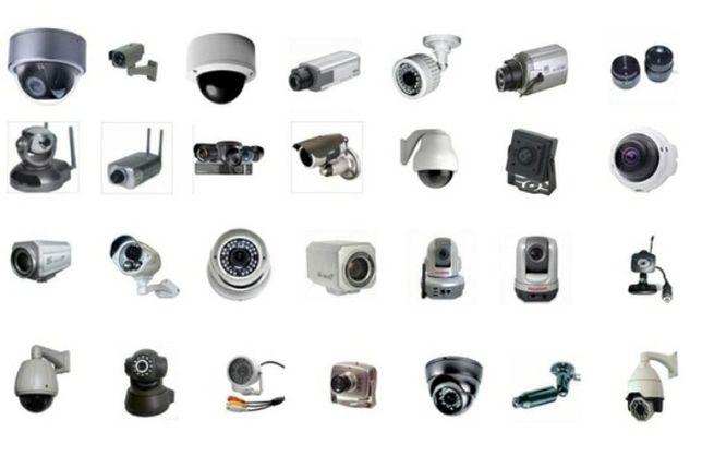 Установка монтаж камер видеонаблюдения пожарной сигнализации