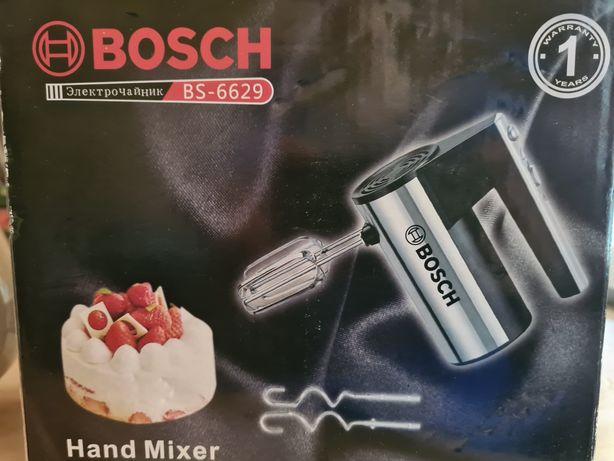 Новый миксер Bosh