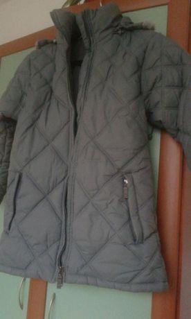 Зимно яке за дете с ръст до 130 см