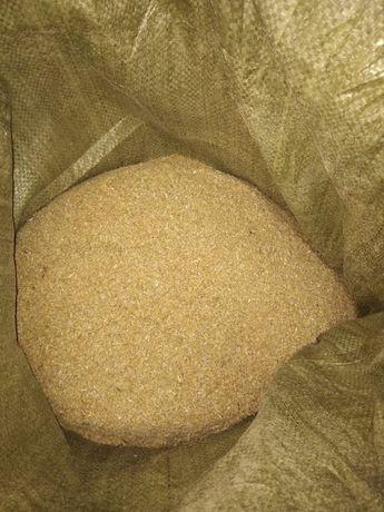 Отруби пшеничные. Мучные. (Кебек)