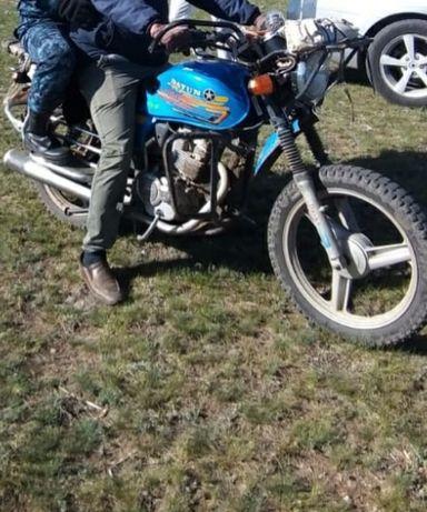 Мотоцикл даюн в хорошем состоянии все работает обмен на тай