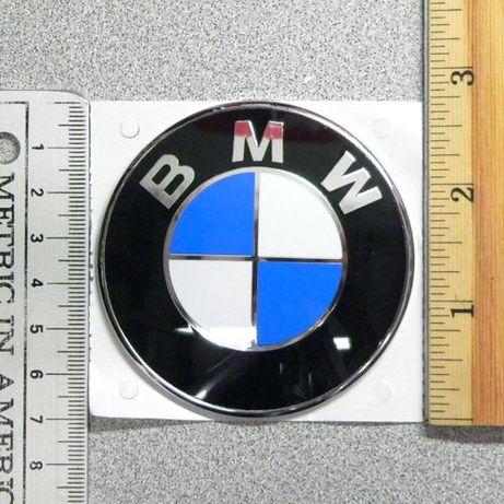 Emblema Sigla Moto Auto BMW Originala D70mm R 1200 R 900 K 1200 F650
