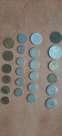 LOT monede Polonia