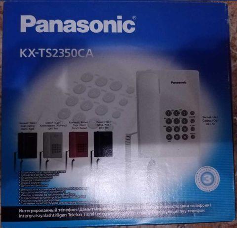 Новый телефон Panasonic KX-TS2350CA