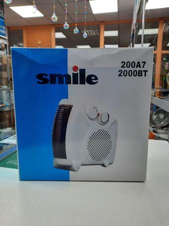 Обогреватель воздушный smile 200A7 2000w Kaspi red, kredit