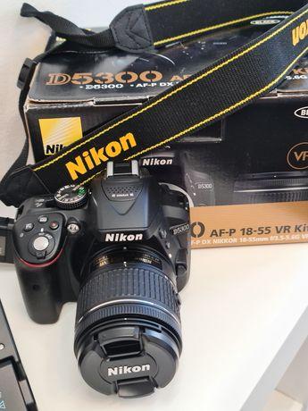 Nikon D5300+Obiectiv