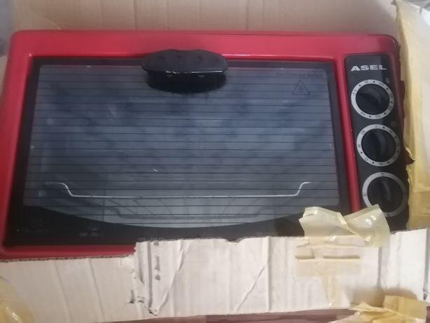 Печь Асель, духовка
