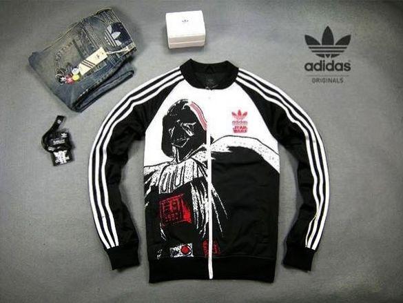 Adidas Originals Star Wars Darth Vader Snoop Dogg Мъжко Горнище size M