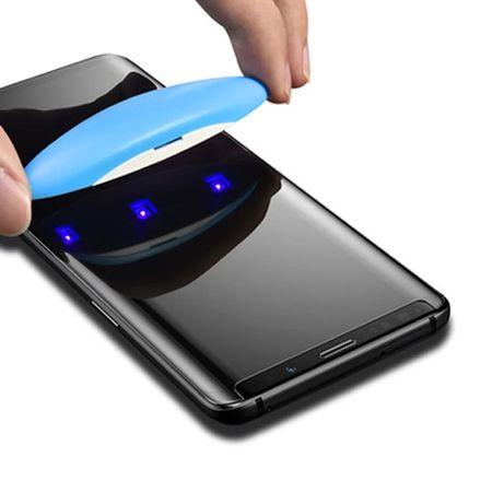 ‼️ UV Стъклен протектор за Samsung S8 S9+ S10 S20 Huawei P30 Pro Mate