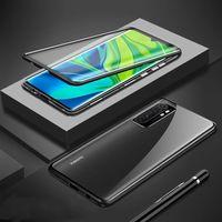 Двоен Магнитен Кейс за Xiaomi Mi Note 10 Lite / 360 Градуса Кейс