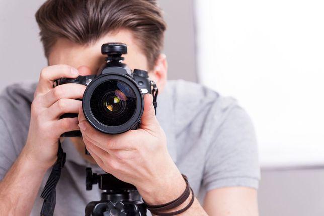 """Курс """"Фотосъемка на зеркальные и беззеркальные камеры"""" для начинающих"""