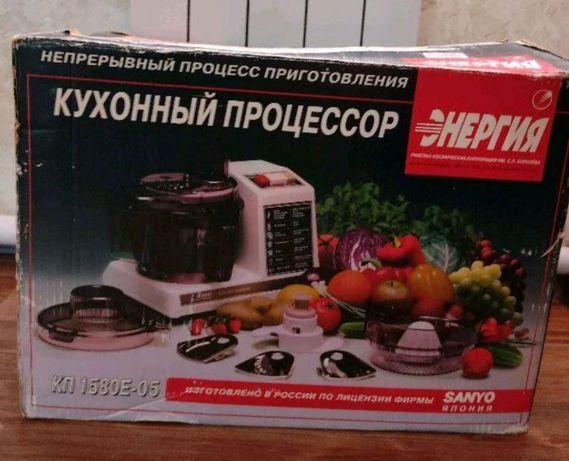Кухонные комбайн