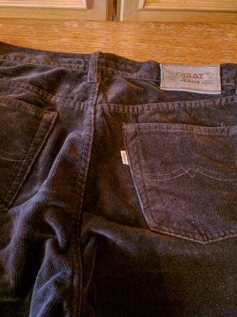 Jeanși raiati