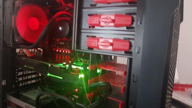 PC GAMING i7-6700K, 4.0GHz + ASUS GeForce® GTX 1070 STRIX OC