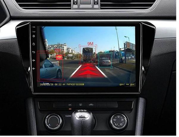 Navigatie Android Skoda Superb 3 B8 si Octavia 3 - Display 10 inch