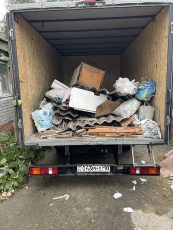 Вывоз мусора недорого всякий хлам мебель