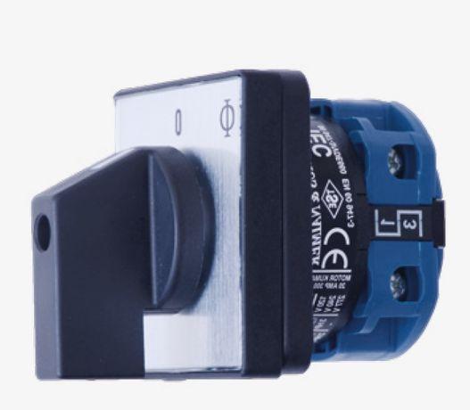Comutator electric (20 AMPERI) pentru aparate de muls