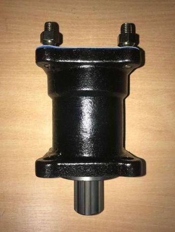 Adaptor pompa hidraulica camion forestier sau basculare