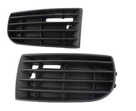 Комплект OEM решетки за предна броня на VW Golf V 2003 2009 без отвор