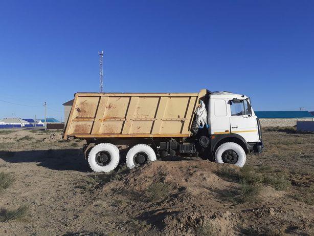 Маз грузовой (2011года)