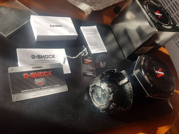 Часовник Casio g-shock ga100