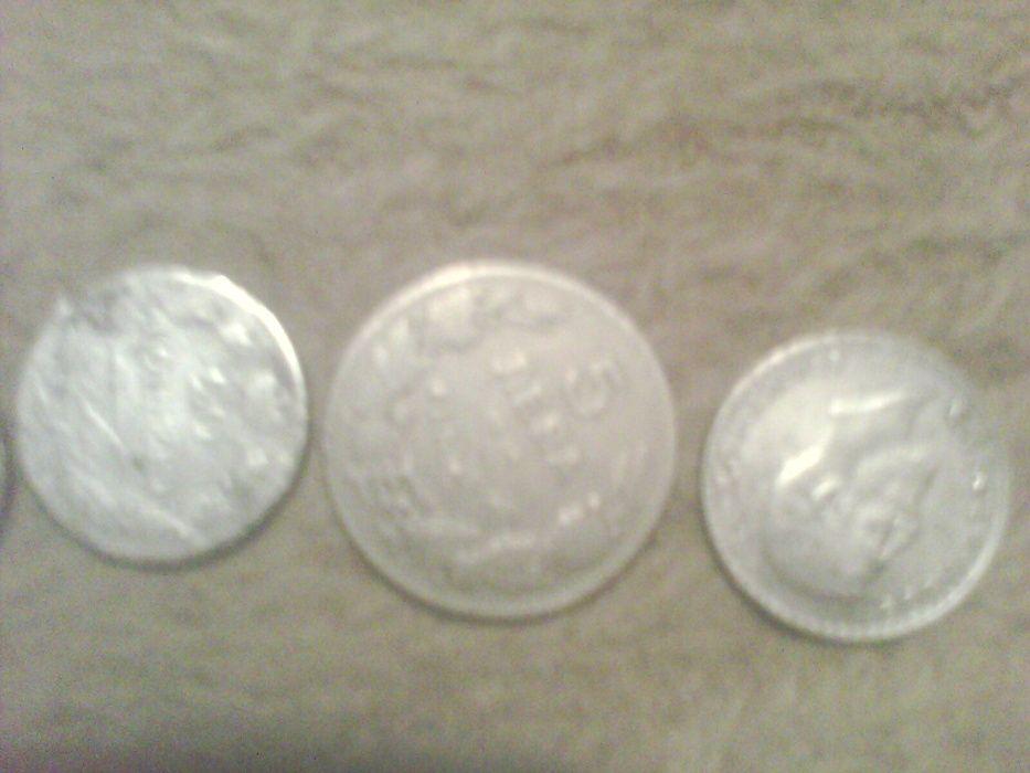 Продавам семейна колекция сребърни монети