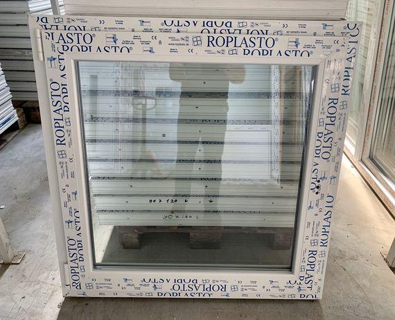 Ferestre Geamuri Termopan NOI 100x100 cm