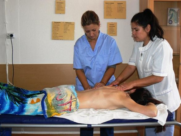 Курс по масаж, курсове за масажисти. Обучение - Масажист