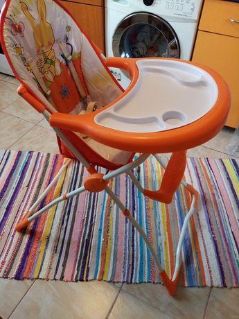 Vând urgent scaun de masa bebe..