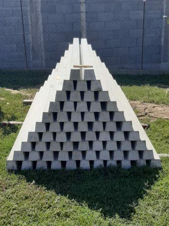 Stalpi din beton