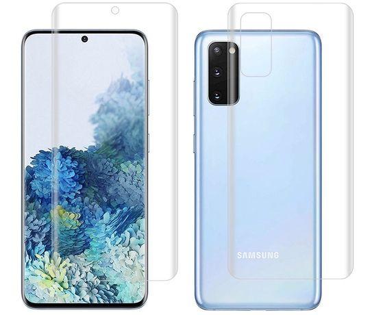 Samsung S20 S20+ S20 Ultra Note 20 Folie Curbata Silicon Fata Spate