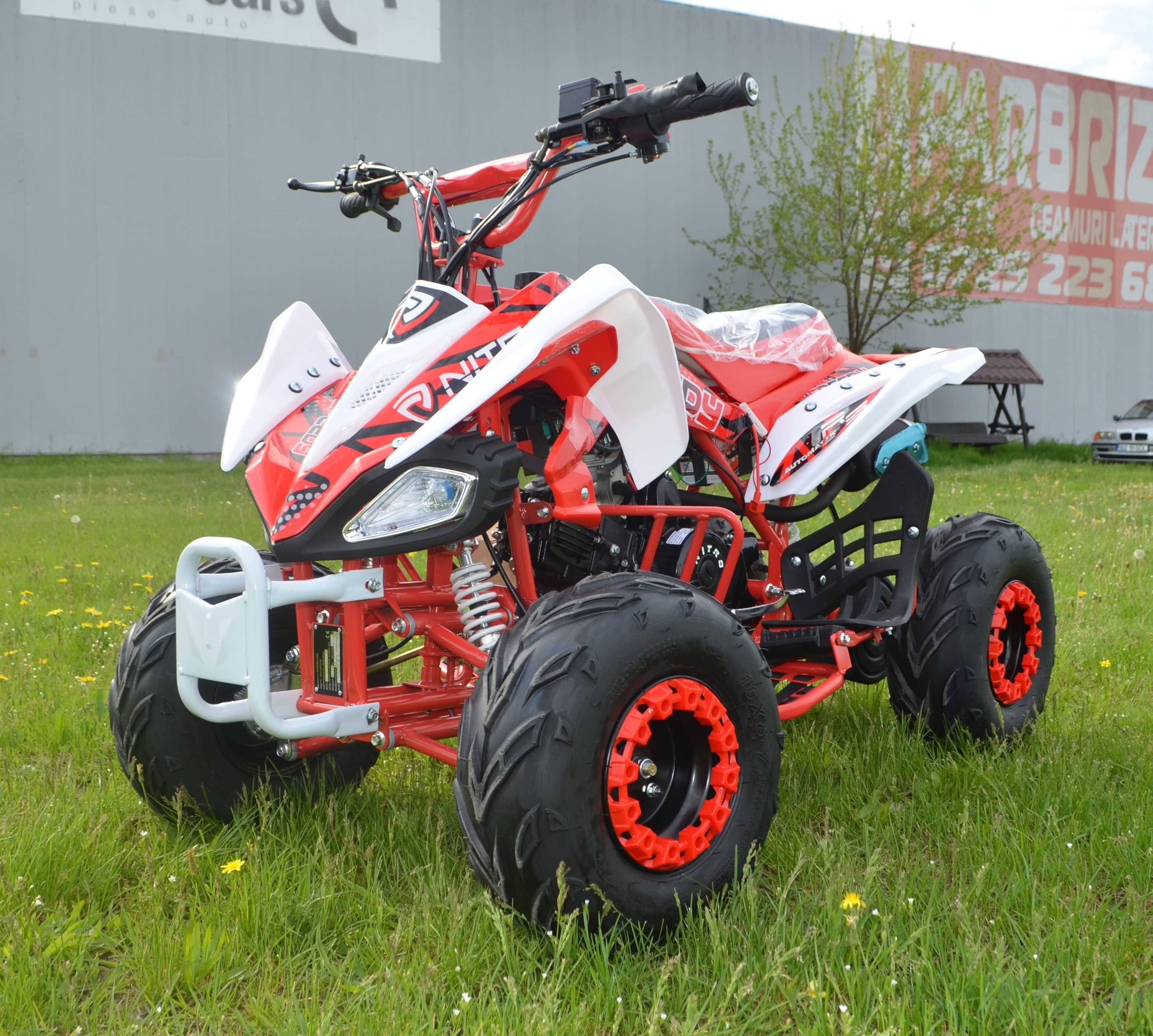OFERTA ATV Nitro 125cc SPEEDY 125cc Import Germania, Nou